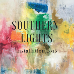 Southern Lights installation